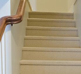 trap afwerken laminaat