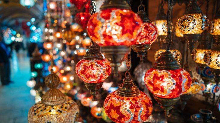 Marokkaanse Lampen Huis : Een aanwinst voor iedere hollandse woonkamer: oosterse lampen lares