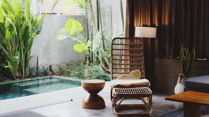 Inspiratie woonkamer met stoel